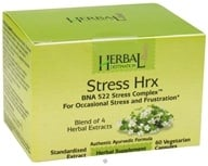Herbal Destination - Stress Hrx BNA 522 Stress Complex 690 mg. - 60 Vegetarian Capsules