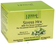 Herbal Destination - Stress Hrx BNA 522 Stress Complex 690 mg. - 60 Vegetarian Capsules (351615000085)