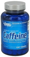 Inner Armour - Caffeine Workout Booster - 100 Tablets, from category: Nutritional Supplements