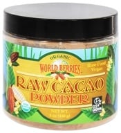 FunFresh Foods - Organic Raw Cacao Powder - 5 oz. by FunFresh Foods