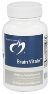 Designs For Health - Brain Vitale - 60 Vegetarian Capsules (879452001275)