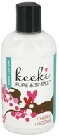 Keeki Pure & Simple - Body Lotion Cherry Liscious - 8 oz.
