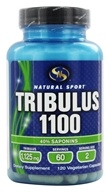 Supplement Training Systems - Tribulus 1100 1125 mg. - 120 Vegetarian Capsules by Supplement Training Systems