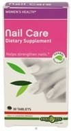 Erba Vita - Nail Care - 30 Tablets, from category: Nutritional Supplements