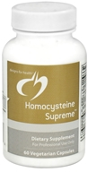 Image of Designs For Health - Homocysteine Supreme - 60 Vegetarian Capsules
