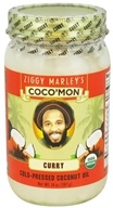 Ziggy Marley Organics - Coco'Mon Cold-Pressed Coconut Oil Curry - 14 oz. (859702003082)