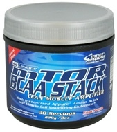 Image of Inner Armour - mTOR BCAA Stack 30 Servings Fruit Punch - 8 oz.