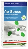Image of Erba Vita - No Stress - 60 Vegetarian Capsules