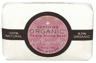 Pure Provence - Triple Milled Soap Certified Organic Acai Cranberry - 5.3 oz. by Pure Provence
