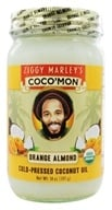 Ziggy Marley Organics - Coco'Mon Cold-Pressed Coconut Oil Orange Almond - 14 oz., from category: Health Foods