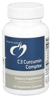 Designs For Health - C3 Curcumin Complex - 60 Vegetarian Capsules (879452001213)