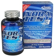 Inner Armour - Nora Test 3 Testosterone Booster - 120 Capsules