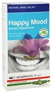 Erba Vita - Happy Mood - 60 Vegetarian Capsules by Erba Vita