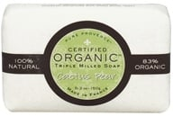 Pure Provence - Triple Milled Soap Certified Organic Cactus Pear - 5.3 oz.