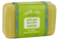 Savon et Cie - Triple Milled Bath Soap Verbena - 7 oz. - $4.79