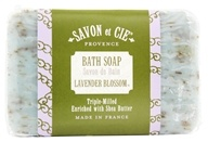 Savon et Cie - Triple Milled Bath Soap Lavender Blossom - 7 oz.