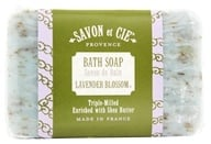 Savon et Cie - Triple Milled Bath Soap Lavender Blossom - 7 oz. - $4.79