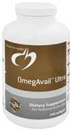 Designs For Health - OmegAvail Ultra - 240 Softgels