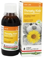 Erba Vita - Throaty Kids - 5.07 oz. (8053626291019)