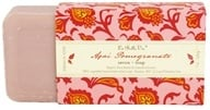 La Belle Vie - Triple Milled Bar Soap Acai Pomegranate - 7 oz., from category: Personal Care