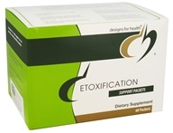 Designs For Health - Detoxification Powder - 60 Packet(s), from category: Professional Supplements