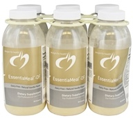 Designs For Health - EssentiaMeal-DF Natural Vanilla Flavor - 6 Bottle(s)