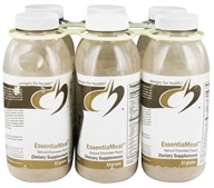 Designs For Health - EssentiaMeal Natural Chocolate Flavor - 6 Bottle(s)