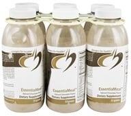 Designs For Health - EssentiaMeal Natural Chocolate Flavor - 6 Bottle(s) by Designs For Health