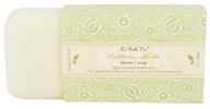La Belle Vie - Triple Milled Bar Soap Cotton Milk - 7 oz. (891356000727)