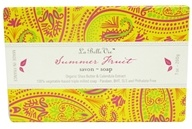 La Belle Vie - Triple Milled Bar Soap Summer Fruit - 7 oz. (891356000741)
