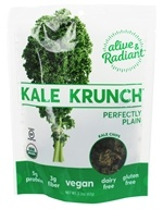 Alive & Radiant Foods - Kale Krunch Perfectly Plain - 2.2 oz.