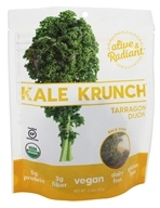 Alive & Radiant Foods - Kale Krunch Tarragon Dijon - 2.2 oz., from category: Health Foods