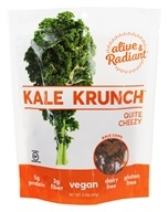 Alive & Radiant Foods - Kale Krunch Quite Cheezy - 2.2 oz., from category: Health Foods