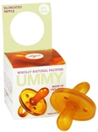 Ummy - Pacifier Elongated Nipple 6+ Months - $6.99