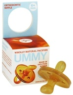 Ummy - Pacifier Orthodontic Nipple 6-12 Months, from category: Baby & Child Health