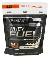 Twinlab - Whey Fuel Pouch Creamy Vanilla - 10.93 oz., from category: Sports Nutrition