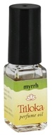 Triloka - Perfume Oil Myrrh - 1 Dram, from category: Aromatherapy