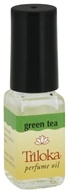 Triloka - Perfume Oil Green Tea - 1 Dram