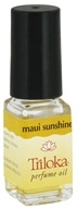 Triloka - Perfume Oil Maui Sunshine - 1 Dram, from category: Aromatherapy