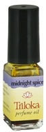 Triloka - Perfume Oil Midnight Spice - 1 Dram, from category: Aromatherapy