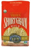 Lundberg - Organic Short Grain Brown Rice - 16 oz. (073416003040)