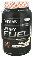 Twinlab - Whey Fuel Creamy Vanilla - 2 lbs., from category: Sports Nutrition