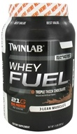 Image of Twinlab - Whey Fuel Triple Thick Chocolate - 2 lbs.