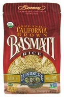 Lundberg - Organic California Brown Basmati Rice - 16 oz., from category: Health Foods