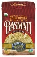 Image of Lundberg - Organic California Brown Basmati Rice - 16 oz.