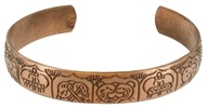 Image of Triloka - Copper Power Bracelet Asta Mangala