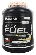 Twinlab - Whey Fuel Creamy Vanilla - 5 lbs., from category: Sports Nutrition