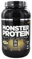 Cytosport - Monster Protein Casein & Whey Blend Vanilla - 2 lbs. by Cytosport