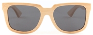 Image of Wear Panda - Jackson Handcrafted Bamboo Sunglasses Natural