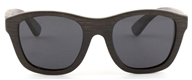 Wear Panda - Victoria Handcrafted Bamboo Sunglasses Black (610079383883)